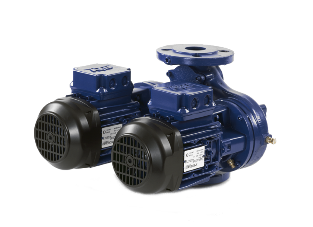 Omega in-line centrifugal pumps